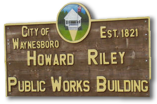 Riley Building, Public Works