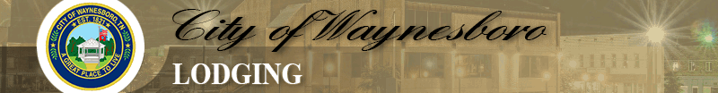 Waynesboro Lodging Guide