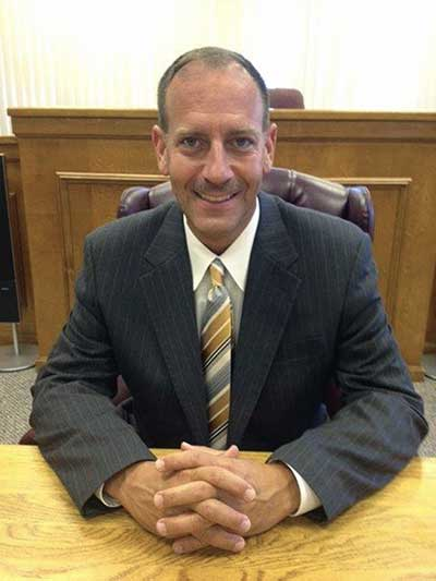 John Hickman, City Manager