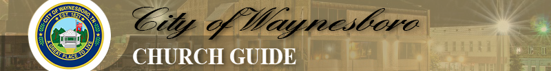 Church Guide for Waynesboro